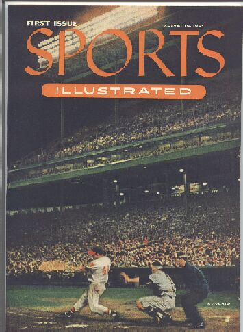 Sports Illustrated Price Guide Prices Paid Values 1954 2005