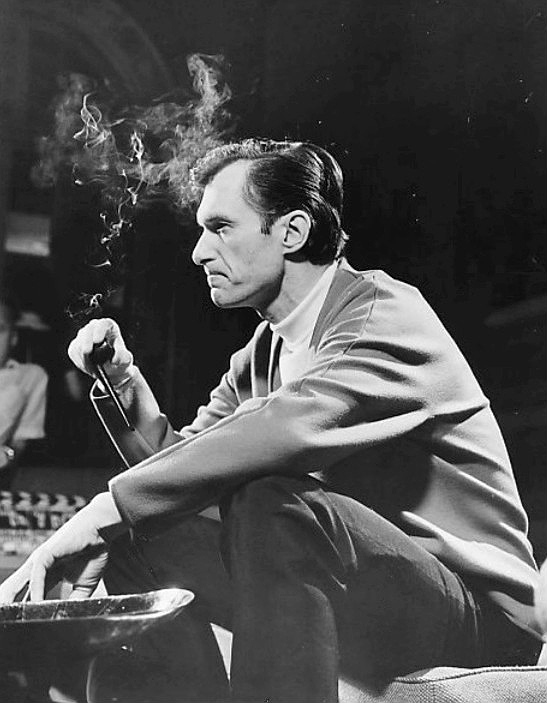 Hugh Hefner in 1966