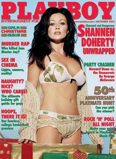 shannen doherty playboy pics