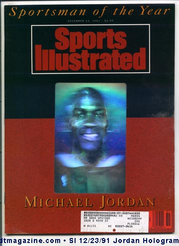 Magazine of the Week (9/28/06) Sports Illustrated November